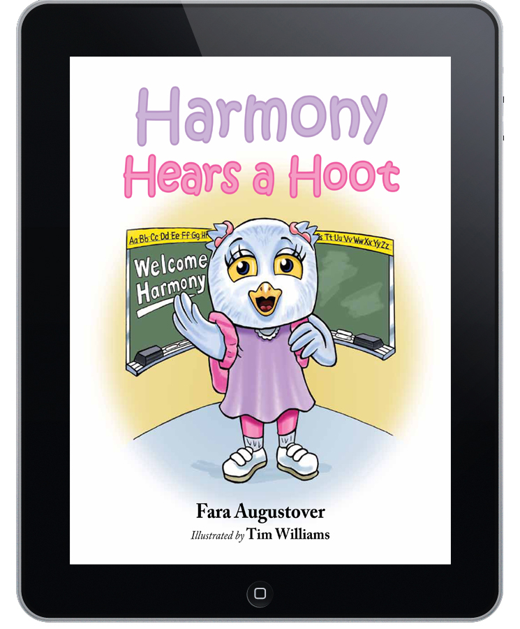 """Harmony Hears a Hoot"" by Fara Augustover (eBook)"