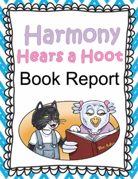 """Harmony Hears a Hoot"" Book Report"